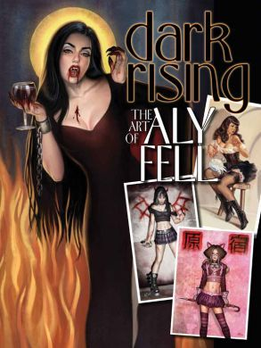 Dark Rising, the Art of Aly Fell