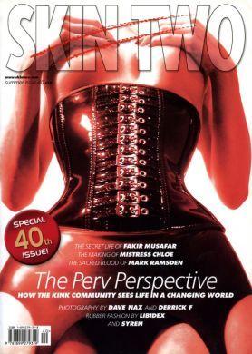 Skin Two Magazine 40 - Digital Version