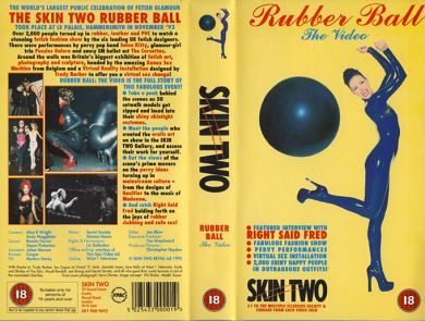 The First Skin Two Rubber Ball