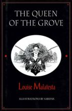 The Queen of the Grove hardback book