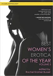 Best Women's Erotica of the Year, Volume 5